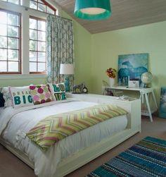 dormitorio-verde-juvenil