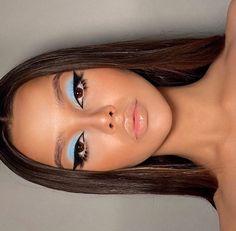 🦋 by Model Glam Makeup, Skin Makeup, Eyeshadow Makeup, Beauty Makeup, Bright Makeup, Pink Eyeshadow, Makeup Geek, Eyeshadow Palette, Makeup Eye Looks
