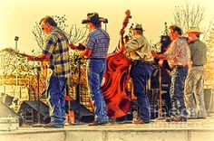 Bluegrass Evening - Bob Frederick