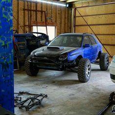 Subaru Impreza custom off-road setup Lifted Subaru, Lifted Cars, Subaru Forester, Subaru Impreza, Wrx Sti, Monster Car, Diesel, Subaru Outback, Drifting Cars