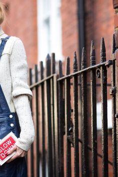 Best London Fashion Week Street Style Fall 2015   Teen Vogue