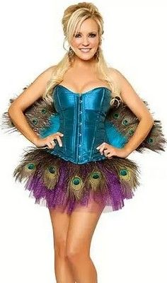 Peacock Costumes for Women (more details at Adults-Halloween-Costume.com )