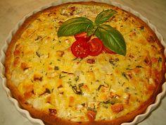 Leichte Tomatentarte mit Camembert, ein gutes Rezept aus der Kategorie Tarte/Quiche. Bewertungen: 179. Durchschnitt: Ø 4,3.