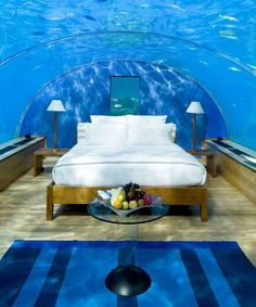 9 spectacular, dream-like underwater hotels you can visit in real life