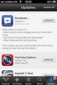 Adiós al chat de Facebook, hola a la app Facebook Messenger. #TuEstasOn
