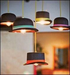 El Rincón Vintage de Karmela  Los sombreros de paja no solo sirven para las  cabezas cd2c8b50c8a
