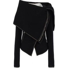 GARETH PUGH Jacket ($660) ❤ liked on Polyvore featuring outerwear, jackets, coats, tops, coats & jackets and gareth pugh