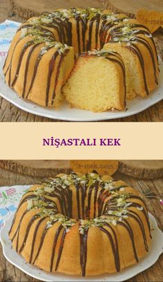 A soft and delicious cake recipe that you will make quickly next to tea. Delicious Cake Recipes, Best Cake Recipes, Yummy Cakes, Dinner Recipes, Dessert Recipes, Desserts, Food Articles, Homemade Beauty, Allrecipes