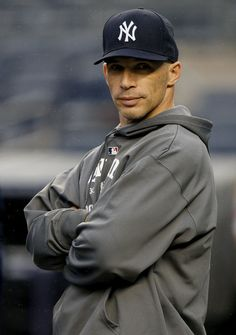 Joe Girardi | Joe Girardi Manager Joe Girardi of the New York Yankees watches his ...