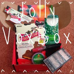 My review of the jolly vox box! sondressed.blogspot.com.  Love this edit and review by a fellow Influenster!! ♥