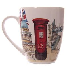 Jan Pashley London Sights Bone China Mug Puckator http://www.amazon.de/dp/B007X3M75I/?m=A37R2BYHN7XPNV