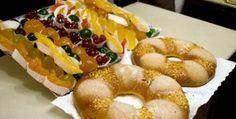 Roscones de Reyes Pastelería El Pozo