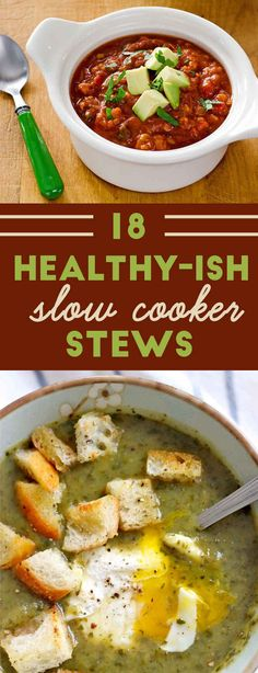 18 Healthyish Slow Cooker Stews To Get You Through The Rest Of Winter