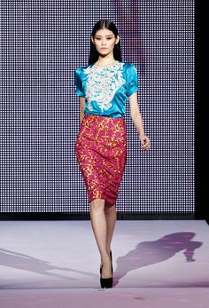 African Designers Show Off Their 2012 Spring Line At Fashion Week