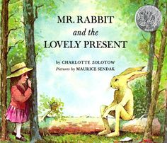 Items similar to Mr. Rabbit and the Lovely Present, Charlotte Zolotow, Maurice Sendak, Children's Choice Book Club, 1962 on Etsy Maurice Sendak, Birthday Presents For Her, Easter Books, Who Book, Children's Picture Books, Vintage Children's Books, Vintage Kids, Kids Writing, Love Book