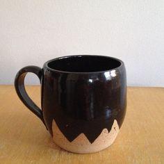 Black Mountain Ceramic Mug