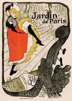 one of my most FAVE artists... Henri de Toulouse-Lautrec