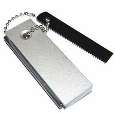 Magnesium Fire Starter The Magnesium FireStarter reliably starts hundreds of fires. It is a solid magnesium block with a convenient striker blade attached. This product has been around for years. Ther