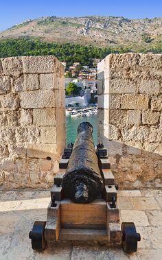 Dubrovnik Fortress - Croatia