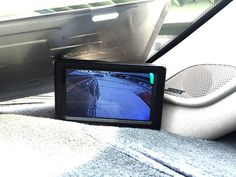 2007y Chevrolet Tahoe Z71 Side View Camera & Monitor Mounting