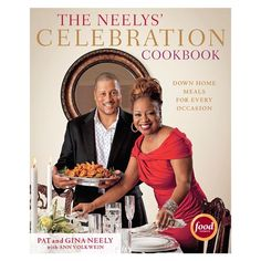 I pinned this Neelys' Celebration Cookbook: Down-Home Meals for Every Occasion from the Toast the Host event at Joss and Main!