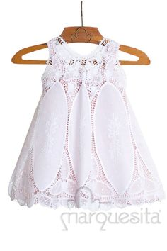 Vestido de Renda Renascença