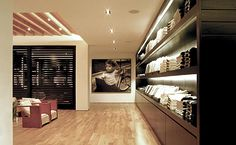 james perse flagship | Standard | Archinect