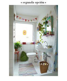 Decorar un baño antiguo - Ana Pla - interiorismo y decoración