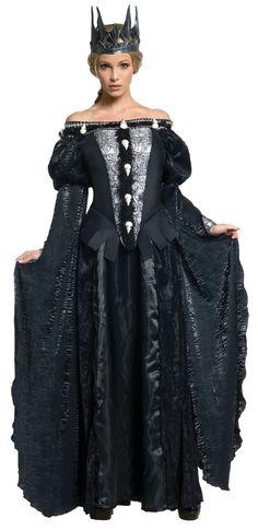 Evil Queen Ravenna Snow White Adult Costume Adult Snow White Costumes - Mr. Costumes