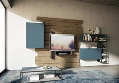 Italian modern wall units furniture, Italian furniture with a ...