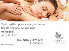 Massagem na Sentidos em Lisboa www.sentidos.pt