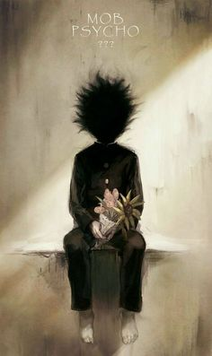 *mob wants to confess to Tsubomi but something happened He lost control of his psychic power.you all should read the manga I think this part starts around CH 90 or above Mob Psycho 100 Wallpaper, Arte Emo, Mob Psycho 100 Anime, Mob Physco 100, Dark Art Illustrations, Black Clover Anime, Arte Obscura, Chef D Oeuvre, Dark Anime