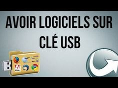 [TUTO] Comment installer des logiciels sur sa Clé USB - YouTube Data Science, Logitech, Work Hard, Youtube, Internet, Geek Stuff, Coding, Education, Cool Stuff