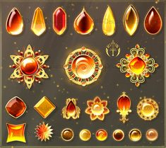The fire kingdom have so many jewels because they trade with the Ungifted people across the ocean.