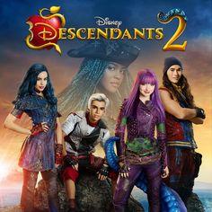 'Descendants 2' Soundtrack Review http://www.rotoscopers.com/2017/07/21/descendants-2-soundtrack-review/