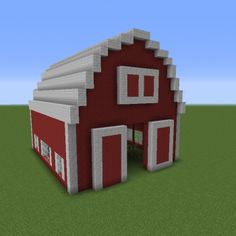 Red Barn 2 - GrabCraft - Your number one source for MineCraft . Red Barn 2 - GrabCraft - Your number one source for MineCraft .