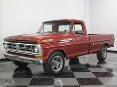 1971 Ford F-250 TRONG 390 V8, C6 AUTO, POWER STEERING AND BRAKES, COOL LOOK, RUNS OUT GREAT!
