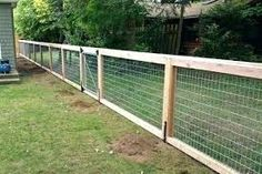 Cheap diy fence cheap fence types of backyard fences lovely cheap fence ideas for your garden Front Yard Fence, Farm Fence, Diy Fence, Fence Landscaping, Pool Fence, Backyard Fences, Garden Fencing, Fenced In Yard, Fence Gate