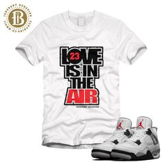 974825764d1f87 JORDAN 4 CEMENT - LOVE IS IN THE AIR - SS   WHT (MEN)