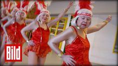 Ballett für Ü-70-Mädchen - Golden Girls beim Senioren-Tanz