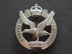 Pilot badge Royal glider regiment Military Cap, Military Units, Military Insignia, Military History, Military Flags, Army Badges, Pt Boat, Royal Air Force, British Army