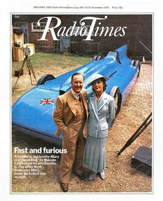 from the collection of John Archbold, cleaned up by me :) Radio Times Magazine, Robert Hardy, Speed King, James Herriot, Tv Times, Bbc Radio, Fast And Furious, Historian