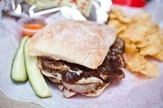 Rocket Pig Sandwich at Rocket Pig (Photo: Virginia Rollison)