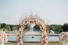 Luxury French Chateau Destination Wedding
