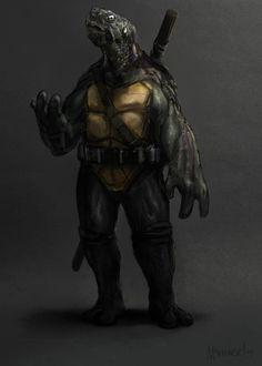 Donny - Teenage Mutant Ninja TurtlesIllustrations by Mike...