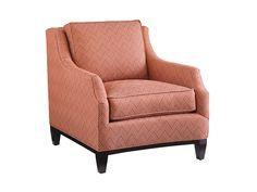 Lexington. Conrad Chair  33.5W x 40.5D x 36H.  Seat: 22.5W x 21.5D x 19.5H.  Arm: 25