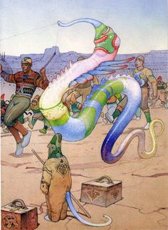 Moebius Giraud | Artbook Nº3 | Surreal comic artist | French illustrator #Surrealismo #Design
