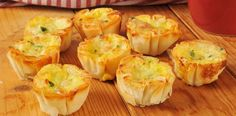 Mini Lighter Quiche Lorraine-anti-cancer recipes- cook for your life Light Recipes, Wine Recipes, Soup Recipes, Cooking Recipes, Quiche Recipes, Potato Recipes, Vegetarian Recipes, Recipies, Smoked Salmon Quiche