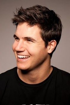 nice Robbie Amell
