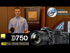 Pete from London Camera Exchange takes you through a first look at the new Nikon D750. Nikon's new Full Frame DSLR Camera.